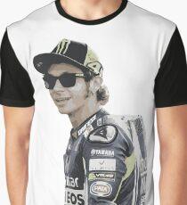 Valentino Rossi, moto gp Graphic T-Shirt