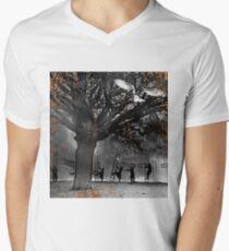 slapstick Men's V-Neck T-Shirt