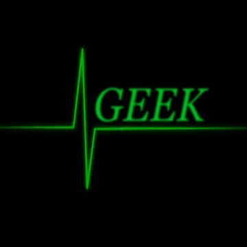 Geek by AlexDouMan