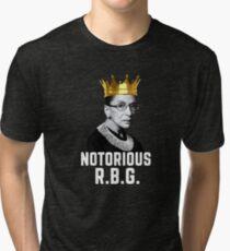 Notorious RBG Tri-blend T-Shirt