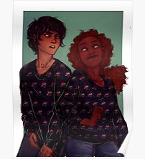 Hades' Siblings Poster