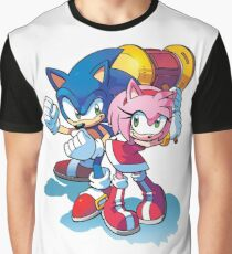 Sonic The Hedgehog Graphic T-Shirt
