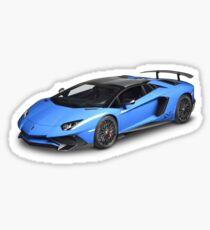 Sportcar #1 Sticker