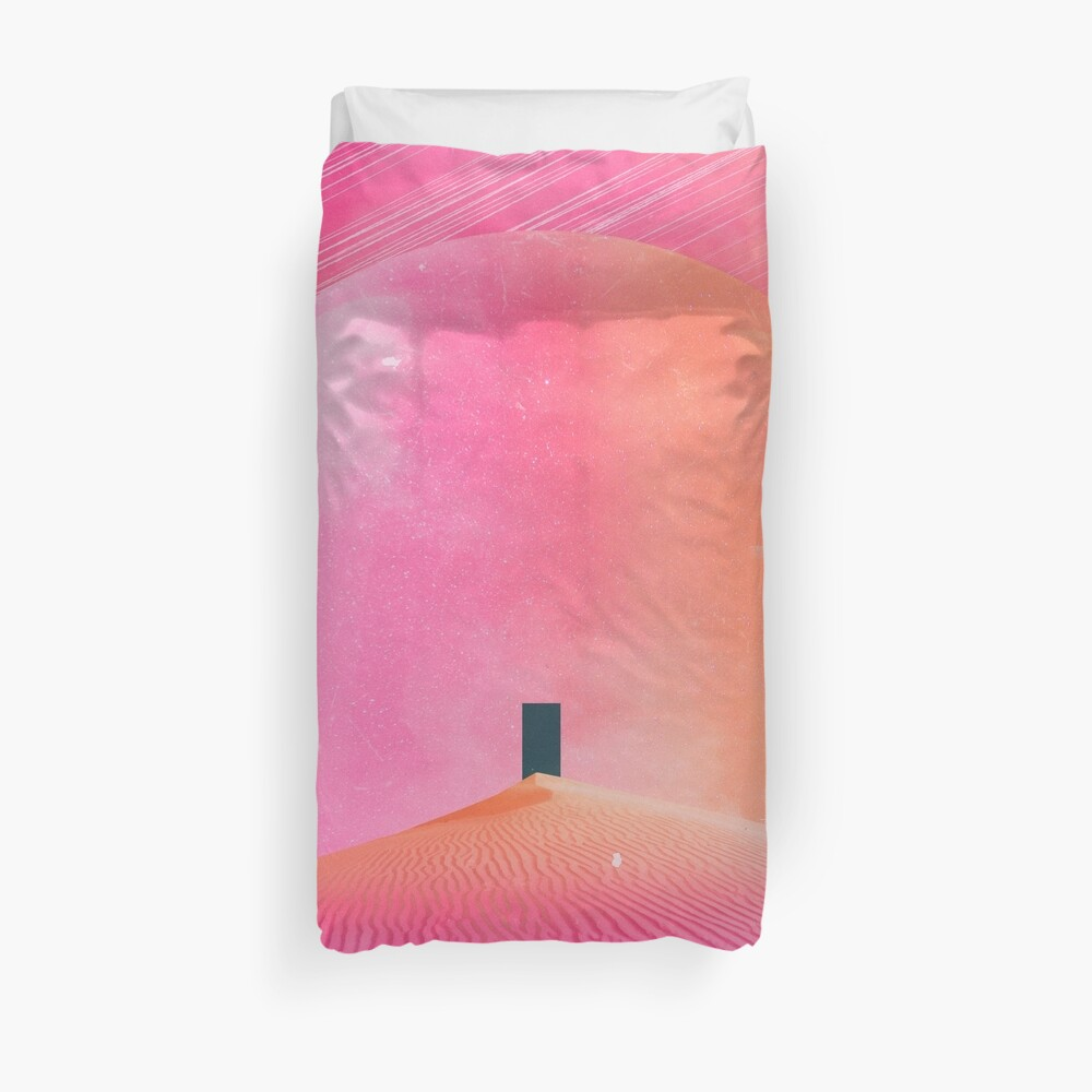 Any Given Place Duvet Cover
