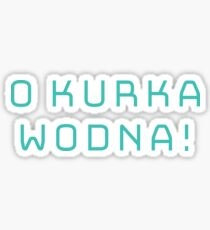 Polish Proverbs Stickers Redbubble