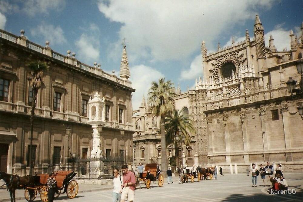 Spain A Palace Perhaps? by karen66