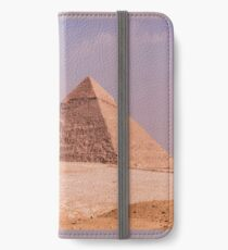 Pyramids of Giza iPhone Wallet/Case/Skin