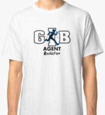Zac Power - Agent Rockstar Classic T-Shirt