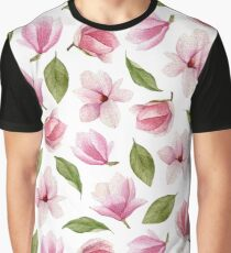 Blooming magnolia Graphic T-Shirt