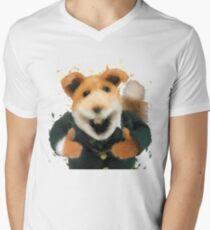 Basil Brush Men's V-Neck T-Shirt