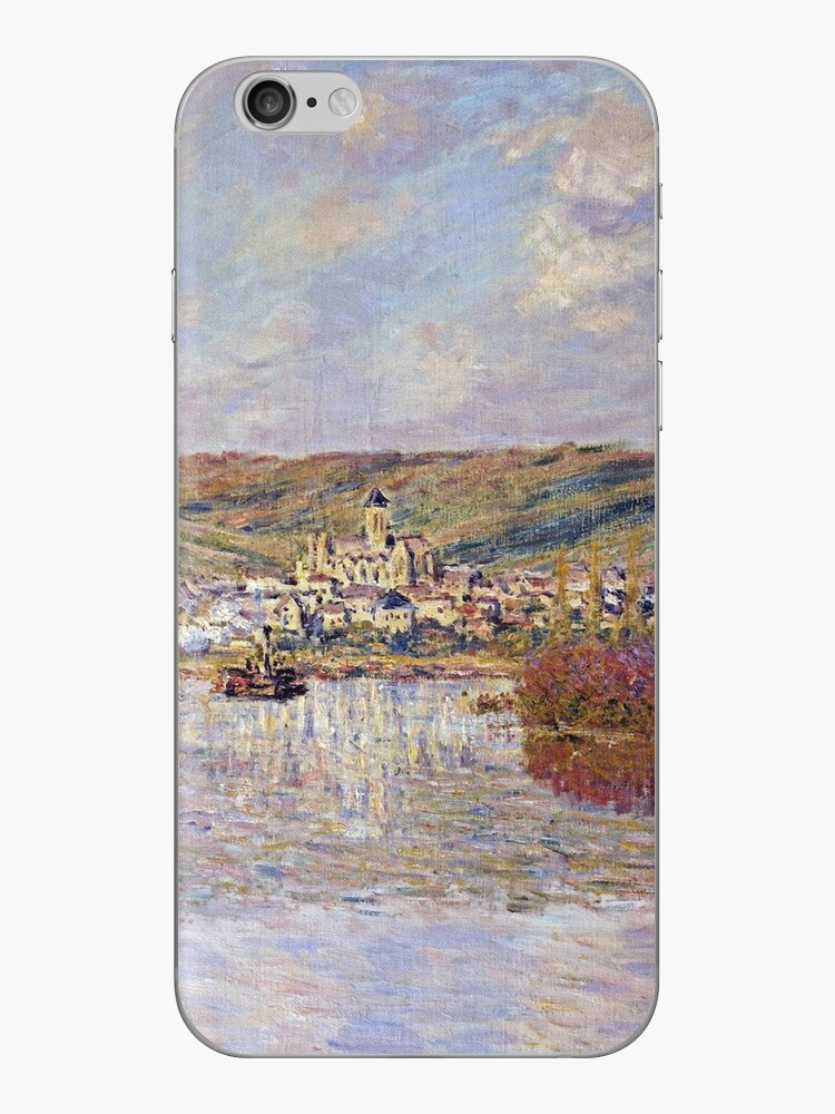Claude Monet - End Of The Afternoon, Vetheuil by artcenter