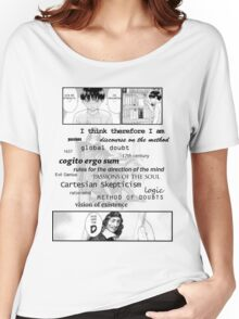 cogito ergo fap Women's Relaxed Fit T-Shirt
