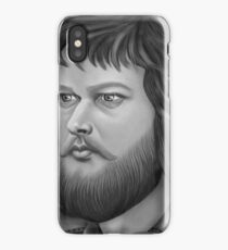 Self Portrait With Cheries iPhone Case/Skin
