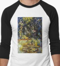Claude Monet - Corner Of A Pond With Waterlilies T-Shirt