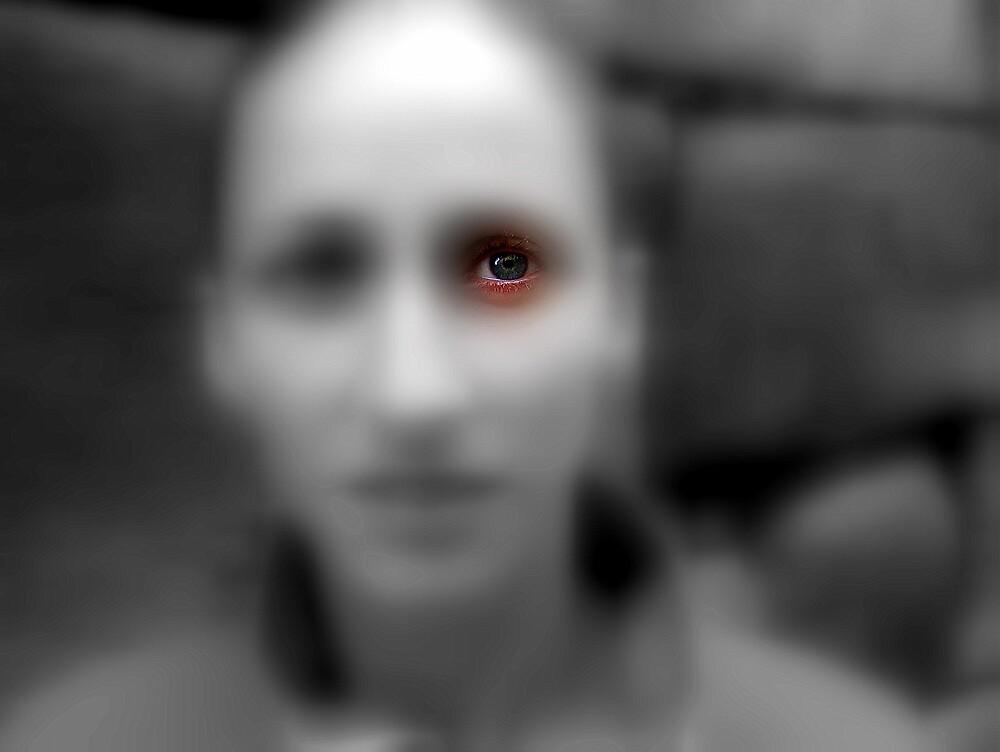 Serena's eye by ioandavies