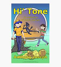 Hi' Tone Book Cover Photographic Print