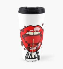 Coca Cola Lips  Travel Mug