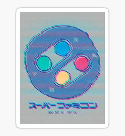 Supa Famikon Sticker