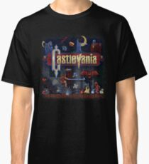 Vania Castle Classic T-Shirt