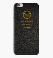 'Manners Maketh Man' Small - Kingsman  iPhone Case
