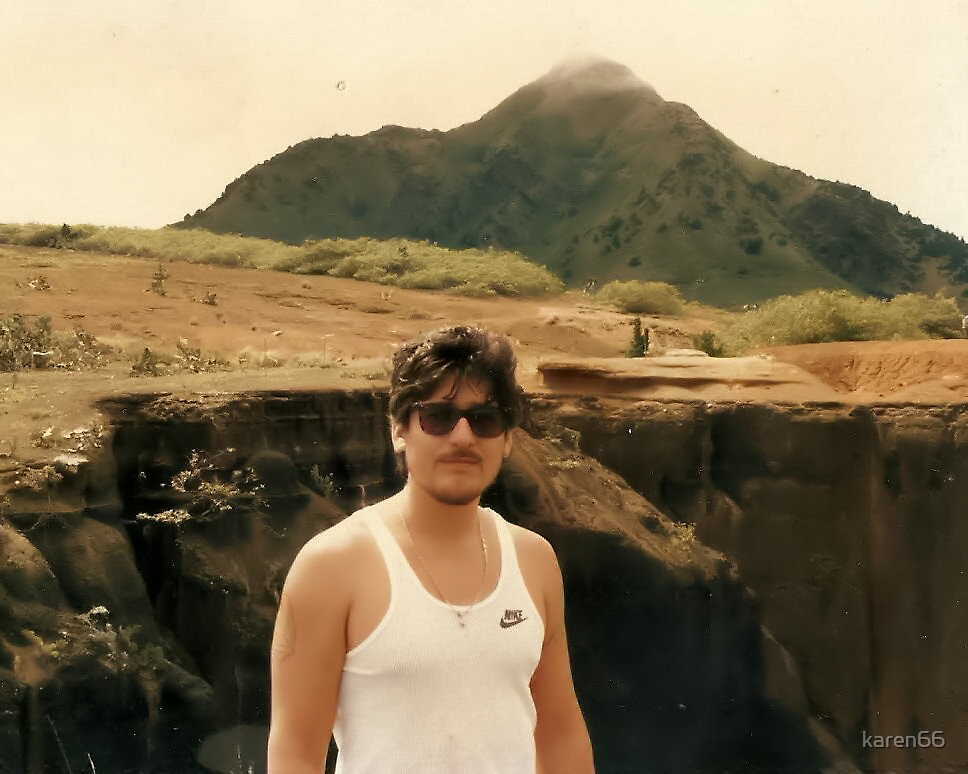Rudy Ascension Island by karen66