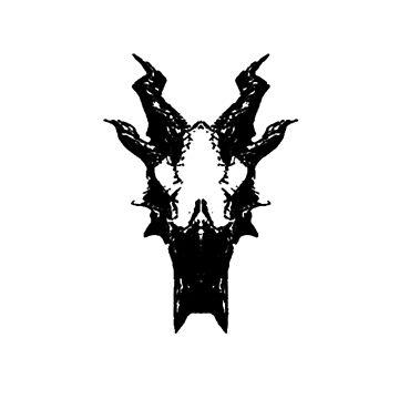 Frost Dragon Skull by spartan4279