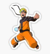 Naruto kishimoto Sticker