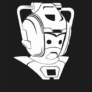 cyberman by sizedoes