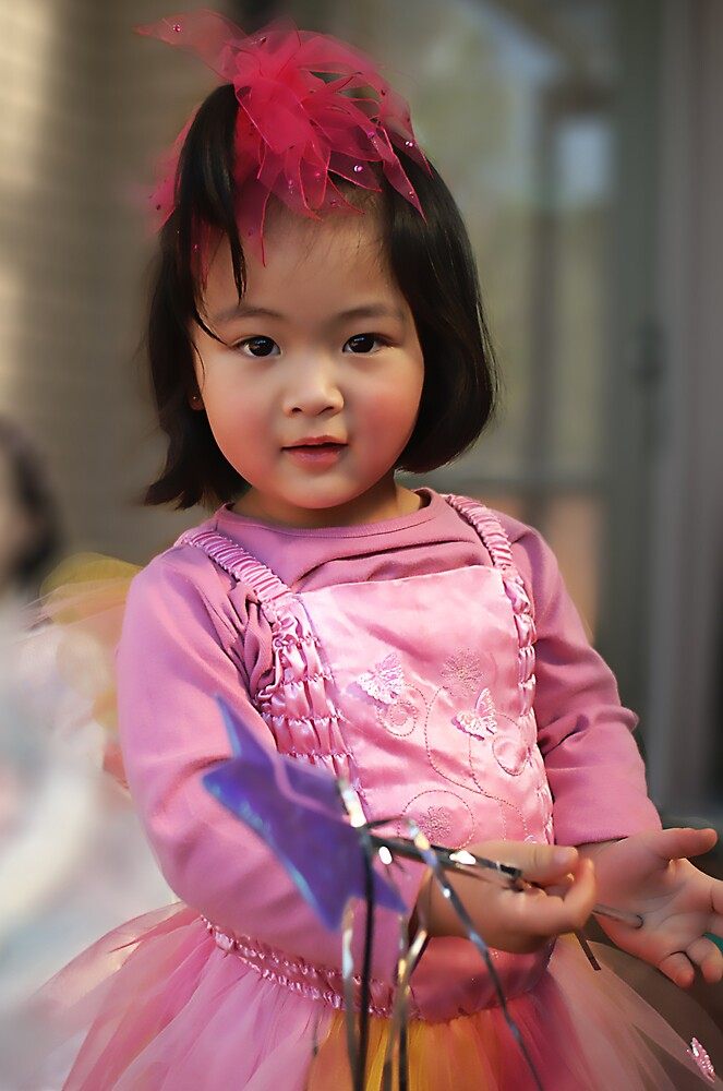 :: Pink Fairy :: by visage