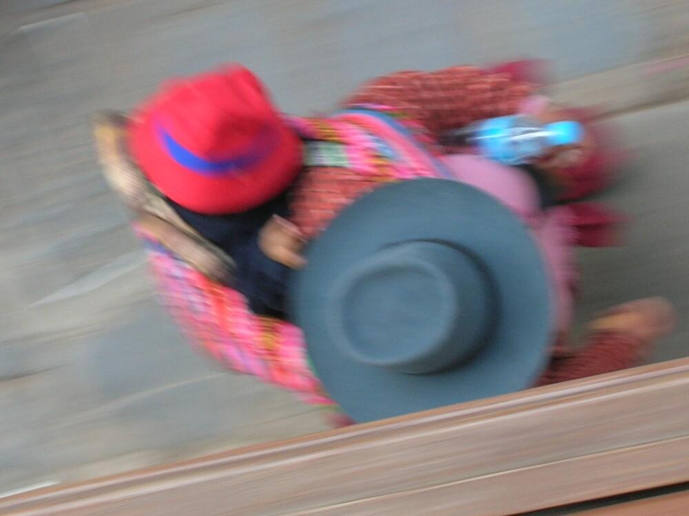 Peruvian Baby Carrier by bms2tjb