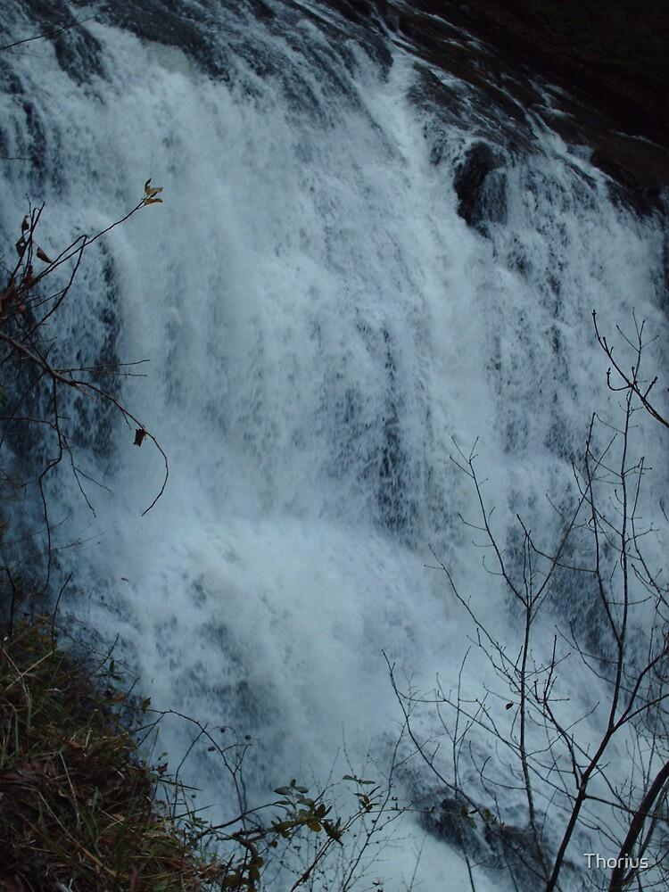 Beautiful Waterfall by Thorius