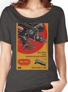 Classic Heavy Metal- MSG Women's Relaxed Fit T-Shirt
