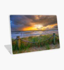 Oregon Coast Sunset Laptop Skin