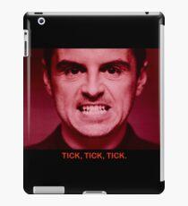 MORIARTY TICK BBC SHERLOCK iPad Case/Skin