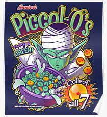 Piccol-O's Poster