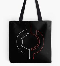 Minimalist Poster : Tron : Legacy Tote Bag