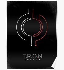 Minimalist Poster : Tron : Legacy Poster