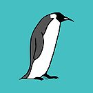 Emperor Penguin by Hannah Sterry
