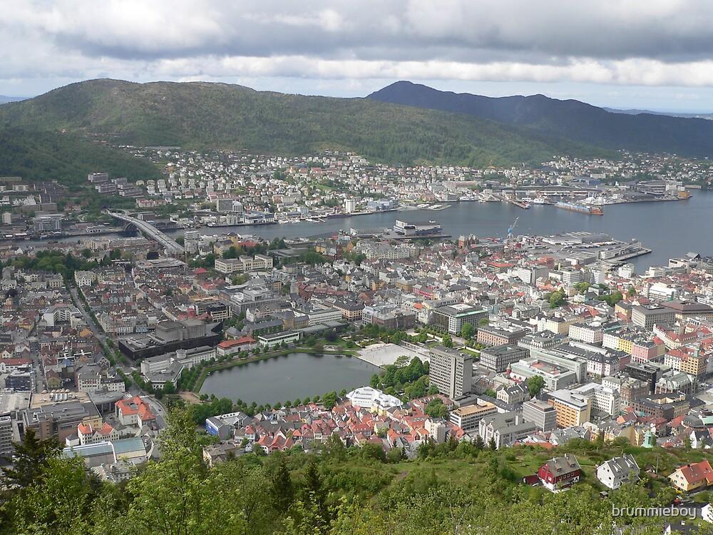 Bergen by brummieboy
