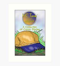 Title Page for Hi' Tone Art Print