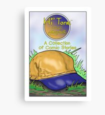 Title Page for Hi' Tone Canvas Print