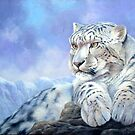 snow leopard by eric shepherd