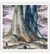 Mighty Bald Cypress Tree Sticker