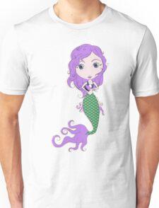 I Heart Mermaids - 2nd of 4 Unisex T-Shirt