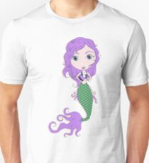 I Heart Mermaids - 2nd of 4 Unisex T-Shirt