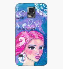 Hello Lovely Hülle & Skin für Samsung Galaxy