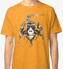 Arctic Waves - Alex Turner - Smoking Monkey  Classic T-Shirt