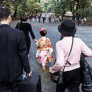 Shichi-Go-San Festival – Image 01, Japan by Norman Repacholi