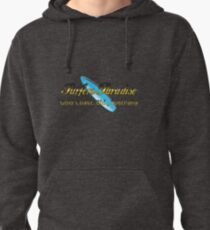 Surfer's Paradise Pullover Hoodie