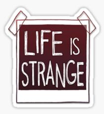 Life is Strange - Polaroid Sticker